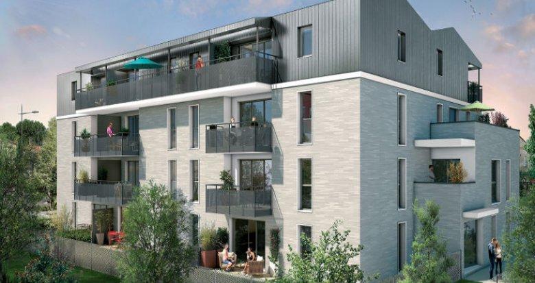 Achat / Vente appartement neuf Toulouse quartier des Minimes (31000) - Réf. 3279
