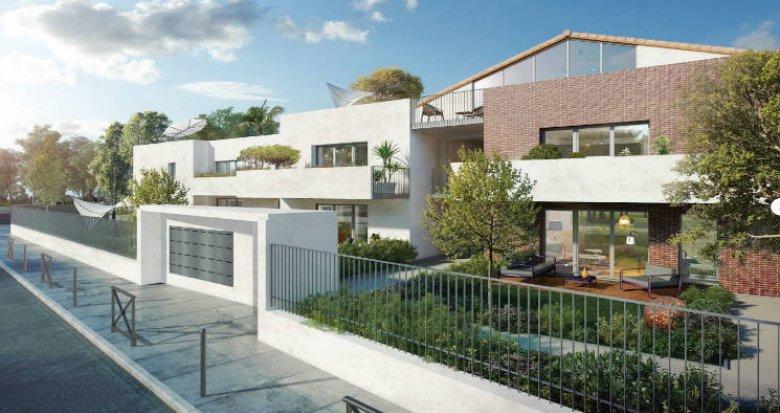 Achat / Vente appartement neuf Toulouse quartier familial Croix-Daurade (31000) - Réf. 4550