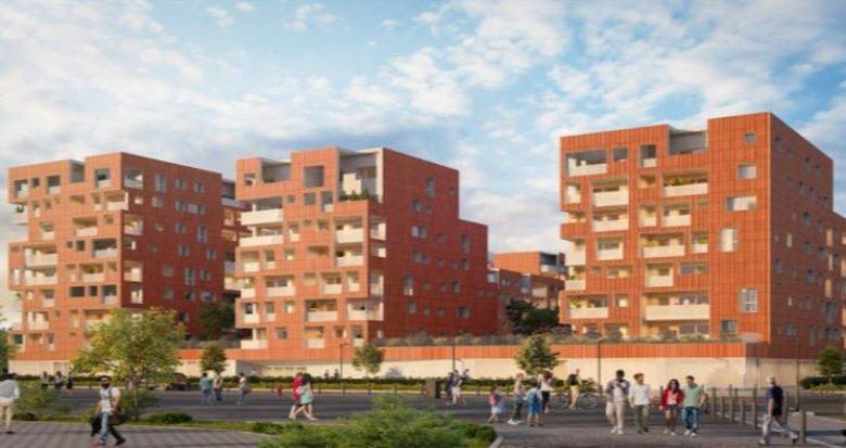 Achat / Vente appartement neuf Toulouse quartier la Cartoucherie (31000) - Réf. 4678