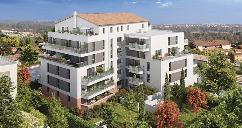 Achat / Vente appartement neuf Toulouse quartier Lalande (31000) - Réf. 4131