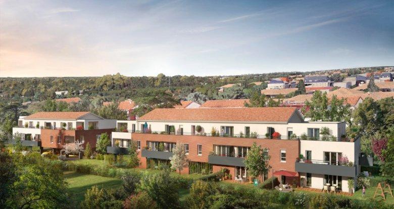Achat / Vente appartement neuf Toulouse quartier Lalande (31000) - Réf. 5378