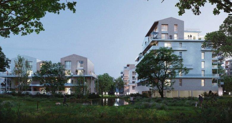 Achat / Vente appartement neuf Toulouse quartier Malepère (31000) - Réf. 5605