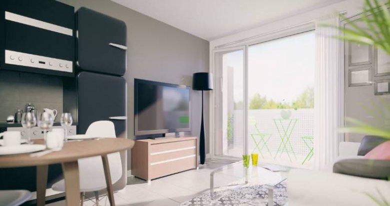 Achat / Vente appartement neuf Toulouse quartier Moulis Croix-Bénite (31000) - Réf. 3535