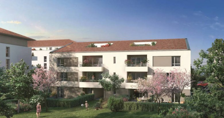 Achat / Vente appartement neuf Toulouse quartier Purpan (31000) - Réf. 5596