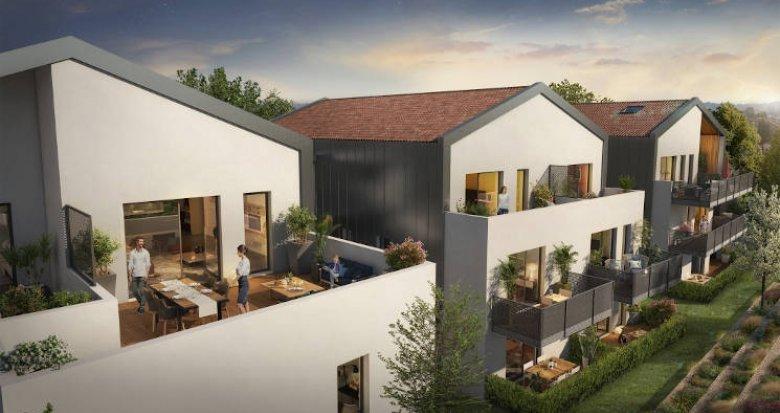 Achat / Vente appartement neuf Toulouse quartier Rangueil (31000) - Réf. 4200