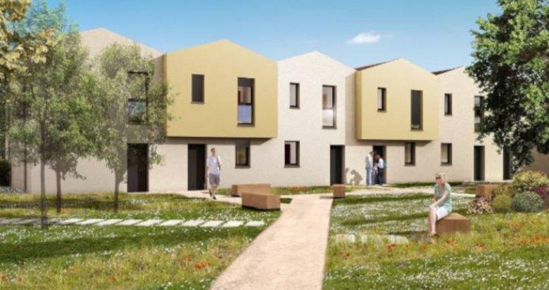 Achat / Vente appartement neuf Toulouse quartier résidentiel Lardenne (31000) - Réf. 3289