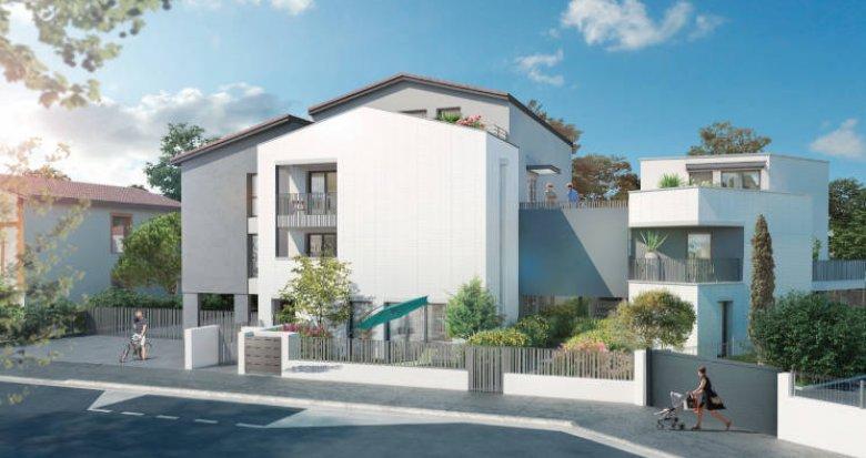 Achat / Vente appartement neuf Toulouse quartier Saint-Agne (31000) - Réf. 5598