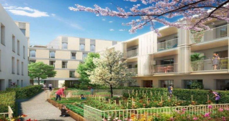 Achat / Vente appartement neuf Toulouse quartier Saint-Martin-du-Touch (31000) - Réf. 3581