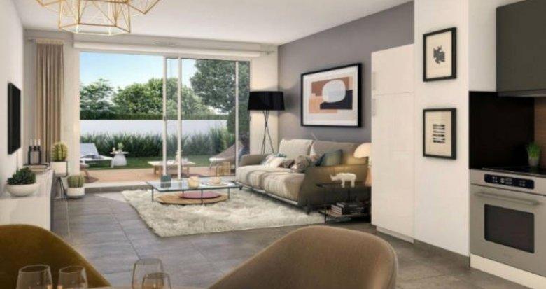 Achat / Vente appartement neuf Toulouse quartier Saint-Simon proche mairie (31000) - Réf. 3160
