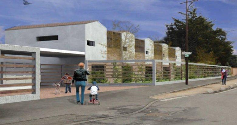 Achat / Vente appartement neuf Toulouse secteur agréable Croix-Daurade (31000) - Réf. 4777