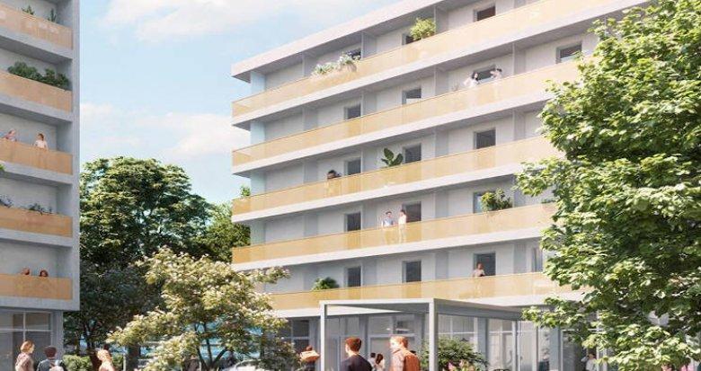 Achat / Vente appartement neuf Toulouse secteur étudiant de Rangueil (31000) - Réf. 4849