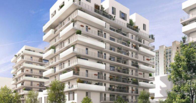 Achat / Vente appartement neuf Toulouse secteur les Arènes (31000) - Réf. 3295
