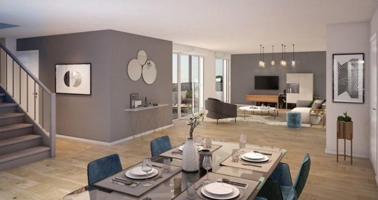 Achat / Vente appartement neuf Toulouse secteur Pont des Demoiselles (31000) - Réf. 5603