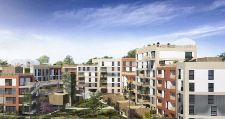 Achat / Vente appartement neuf Toulouse Secteur St-Martin-du-Touch (31000) - Réf. 4666