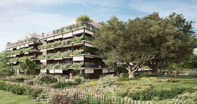 Achat / Vente appartement neuf Toulouse–St-Martin-du-Touch au cœur d'un écrin de nature (31000) - Réf. 5609
