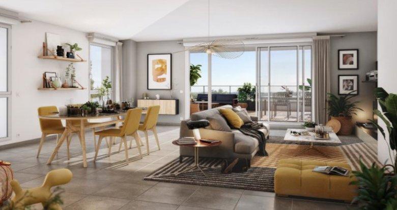 Achat / Vente appartement neuf Toulouse sur les hauteurs de Pech David (31000) - Réf. 5110