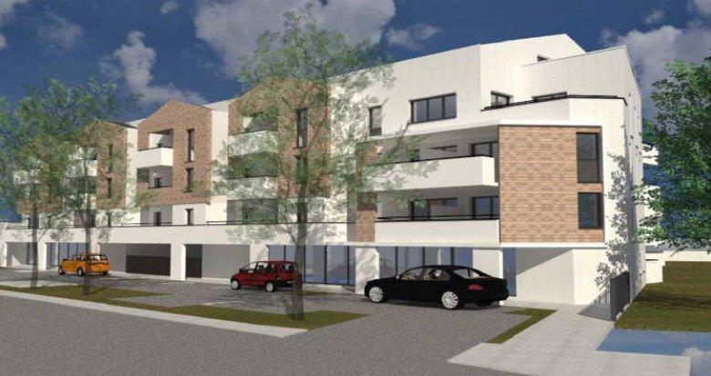 Achat / Vente appartement neuf Tournefeuille à deux pas de La Ramée (31170) - Réf. 5864