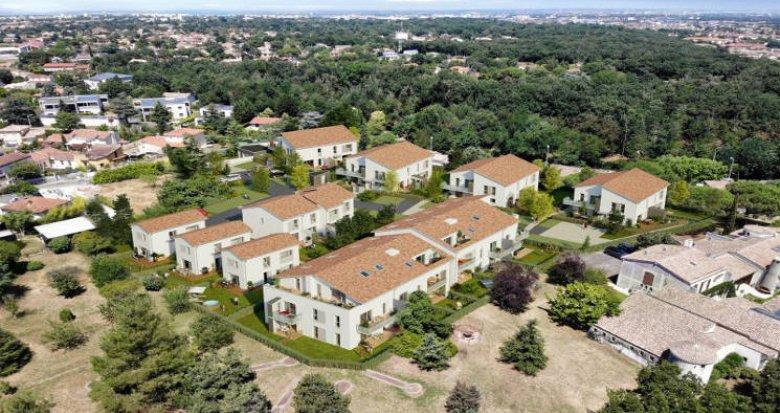 Achat / Vente appartement neuf Tournefeuille à quelques pas de l'hypercentre (31170) - Réf. 5415
