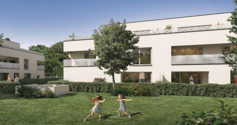 Achat / Vente appartement neuf Tournefeuille aux portes de Toulouse (31170) - Réf. 4463